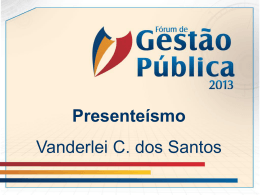 Vanderlei Cardoso