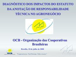 Relatório Projeto ART - Subsídios OCP