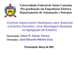 G - Departamento de Automação e Sistemas