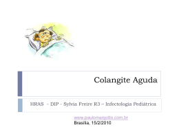 Colangite Aguda - Paulo Roberto Margotto