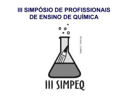 Proposta de Ensino de Química Conceito ácido-base