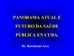 Saude Publica em Cuba