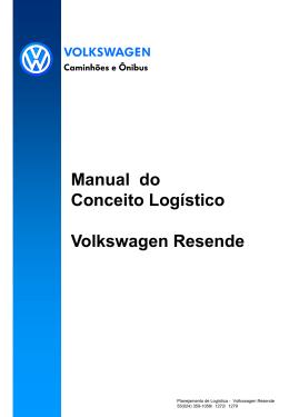 Manual Conceito Logístico