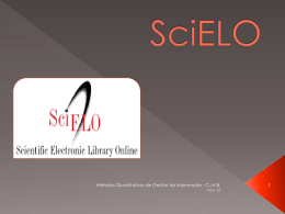 SciELO - WordPress.com
