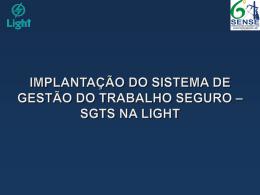 SGTS na Light