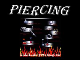Piercing e Tatuagem