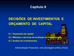 cap8 investimentos