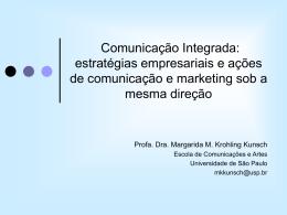 Slides. Comunicação Integrada