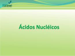 Nucleotídeos - Escola Cooperativa de Cerquilho