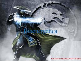 Bioenergética - 3º E.M / P.V.