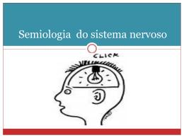 Sistema Nervoso - Universidade Castelo Branco