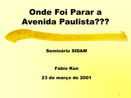 PPT slides in Portuguese - IME-USP
