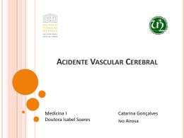 3 – Acidente Vascular Cerebral