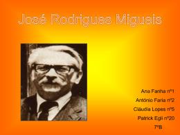 José Rodrigues Migueis