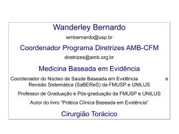 Programa Diretrizes 2009/10