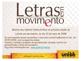 Slide 1 - Blog do Uni