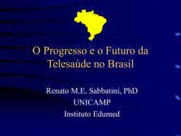 A Realidade da Telesaúde no Brasil