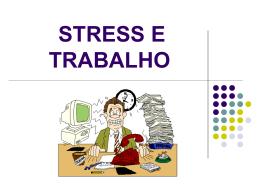 sobre o stress