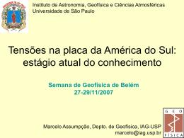 S1 - IAG - Universidade de São Paulo