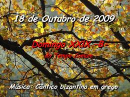 Leituras_D29B09-pt - FAROL » Tempo Comum