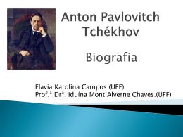 Anton Pavlovitch Tchékhov