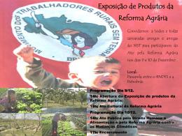 Ato pela Reforma Agrária