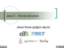 Java 5 - Tiger