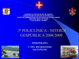 Gespublica 2009 - Fisioterapia