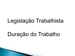 Art. 130 CLT - Universidade Castelo Branco