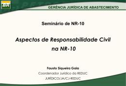 NR 10 Responsabilidade civil