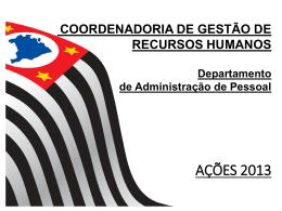 PROCESSOS SELETIVOS EM ANDAMENTO E Nº DE