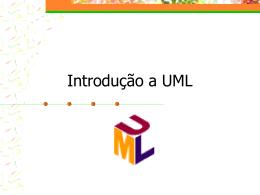 Introdução a UML