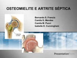 osteomielite - fisiopatologia