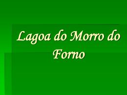 Lagoa do Morro do Forno