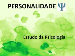 Personalidade - adalid.zeballos
