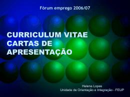 Fórum Emprego 2006