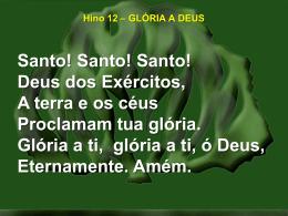 12-glória à deus