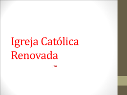 Igreja Católica Renovada