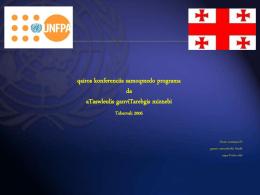 ICPD samoqmedo programa (Programme of Action)