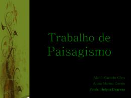 Marina Corain & Marcelo Góes