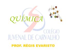 geometria molecular - Colégio Juvenal de Carvalho