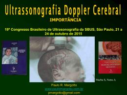 Ultrassonografia Doppler Cerebral:importância