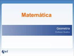 27/03/2012 - Revisão de Geometria - VG