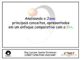 Java - Unicamp