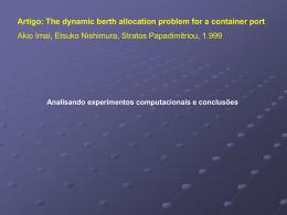 Apresentação 07 - Prof. Sérgio Mayerle