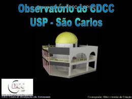 Cosmogonias: Mitos e Teorias de Criação - CDCC