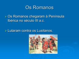 Os Romanos
