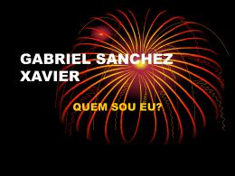 GABRIEL SANCHEZ