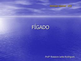FÍGADO - Universidade Castelo Branco