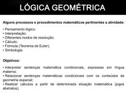 Logica geometrica